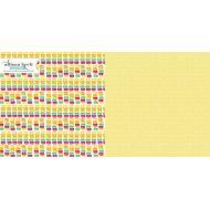 Бумага Macaroons, коллекция Sweet Notes
