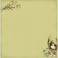 Бумага Верба, коллекция Весенний Праздник