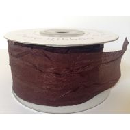 Креповая лента коричневая, 38 мм