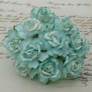 Роза дикая голубая, 40 мм