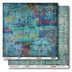 Бумага Графити, коллекция Районы Кварталы