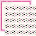 Бумага, коллекция  Be Mine, Precious Polka Dots