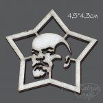 Чипборд Ленин