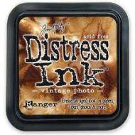Дистрессинговые чернила, цвет Vintage Photo
