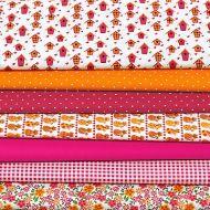 Набор ткани Яркая весна