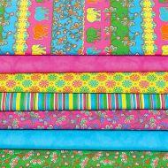 Набор ткани Бабье лето