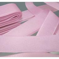 Лента тафтовая розовая, 20 мм