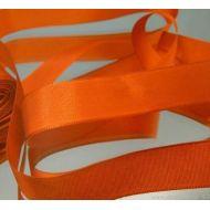 Лента тафтовая оранжевая, 20 мм