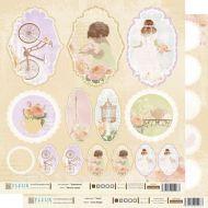 Бумага милые штучки из коллекции девичник