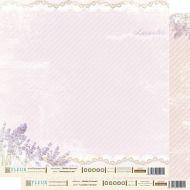 Бумага лавандовые сны из коллекции шебби прованс
