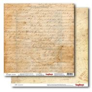 Бумага Старое письмо
