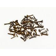 Набор брадсов винтики (металлик) 3 мм