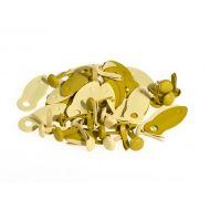Анкеры жёлто-оливковые с брадсами