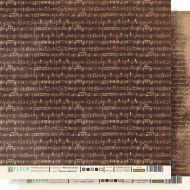 Бумага письма (кофейный) из коллекции винтаж базовая