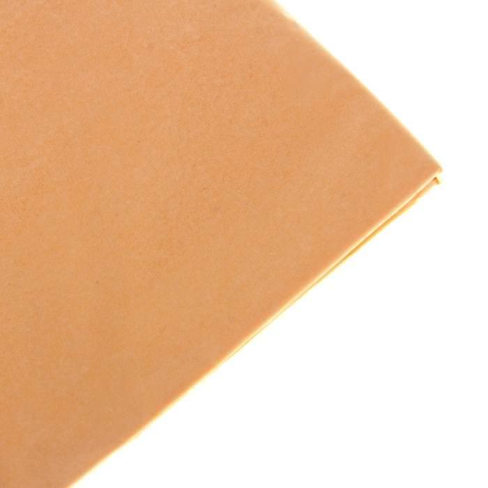 Бумага Тишью, цвет персиковый  для скрапбукинга