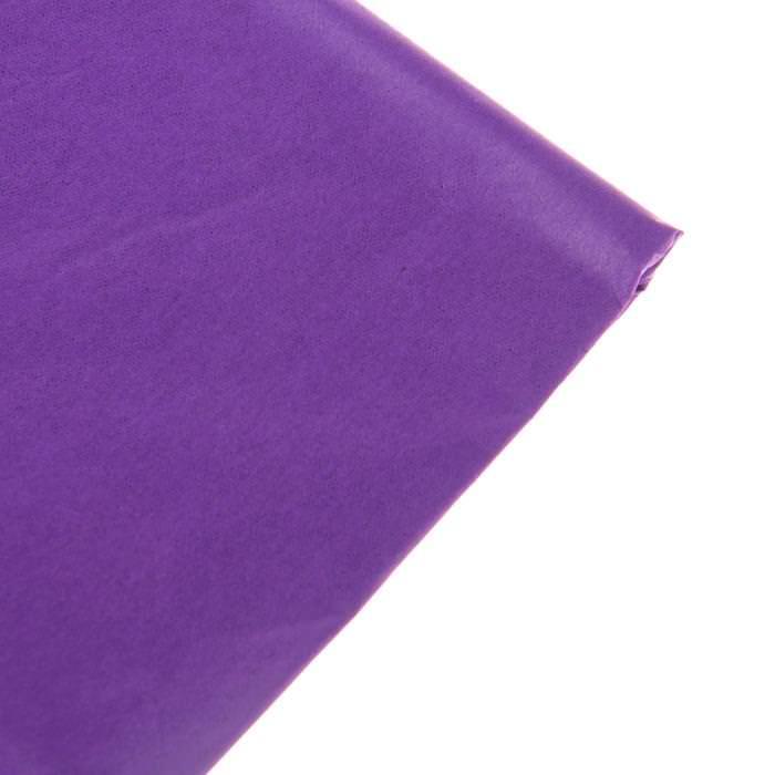 Бумага Тишью, цвет фиолетовый для скрапбукинга