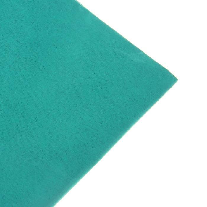 Бумага Тишью, цвет тёмно-зелёный для скрапбукинга