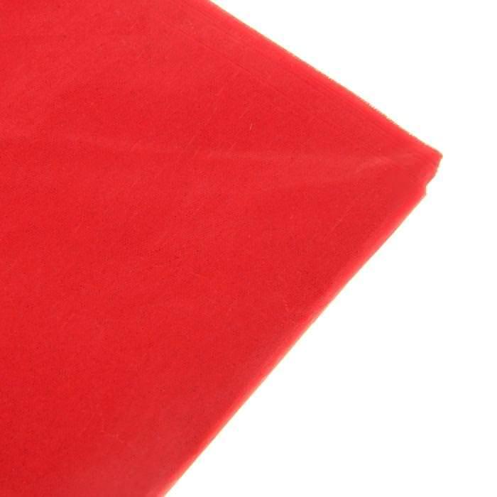 Бумага Тишью, цвет бордовый для скрапбукинга