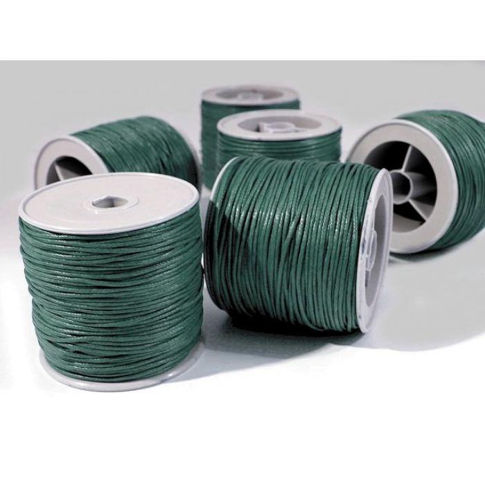 Вощённый шнур цвета хакки для скрапбукинга