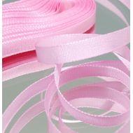 Лента тафтовая светло-розовая