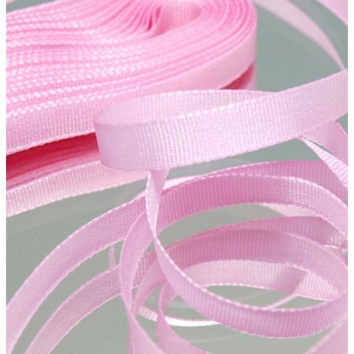 Лента тафтовая светло-розовая для скрапбукинга