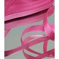 Лента тафтовая темно-розовая