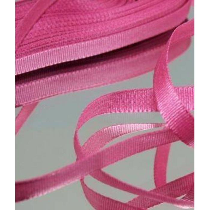 Лента тафтовая темно-розовая для скрапбукинга