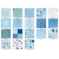 Набор бумаги ЗИМА, 30,5 х 30,5 см