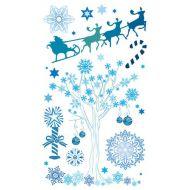 Набор натирок Снежное дерево