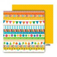 Бумага Декор, коллекция Счастливое детство