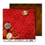 Бумага Часы, коллекция Секрет успеха