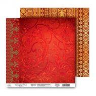 Бумага Узор, коллекция Королевский шик