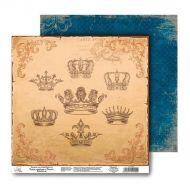 Бумага Короны, коллекция Королевский шик