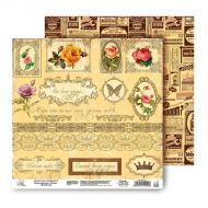 Бумага Высказывания, коллекция Таинственный сад