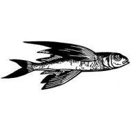 Штамп силиконовый Рыба 64