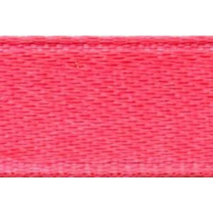 Лента атласная розовая, 6 мм для скрапбукинга