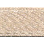 Лента атласная светло-бежевая, 12 мм