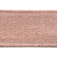 Лента атласная какао, 6 мм