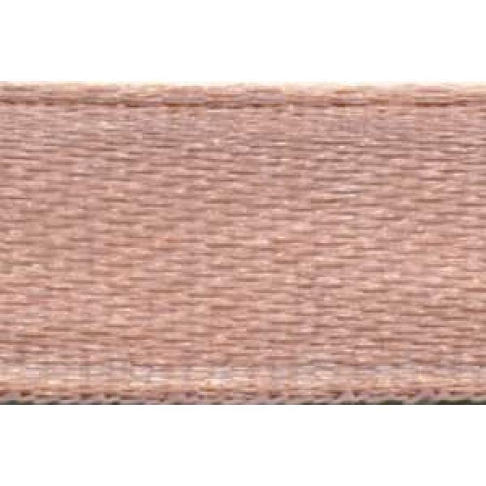 Лента атласная какао, 6 мм для скрапбукинга