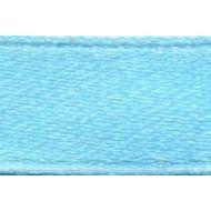 Лента атласная голубая, 12 мм