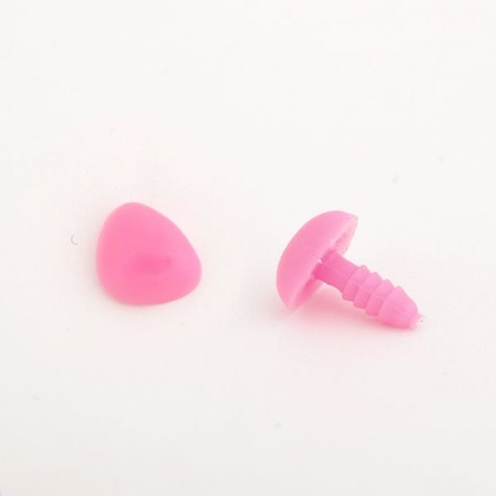 Носик винтовой розовый для скрапбукинга