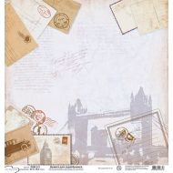 Бумага 211, коллекция Путешествия