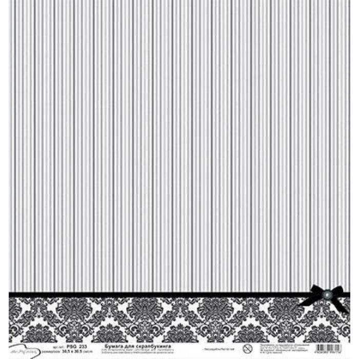 Бумага 233, коллекция Свадьба для скрапбукинга