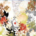 Бумага, коллекция  Scarlet's Letter, Glance