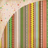 Бумага, коллекция  Nook and Pantry, Rolling Pin