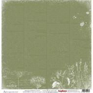 Бумага Энциклопедия растений, коллекция Ветер странствий