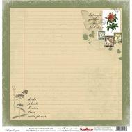 Бумага Письма в пути, коллекция Ветер странствий