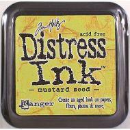 Дистрессинговые чернила, цвет Mustard Seed, Ranger Ink
