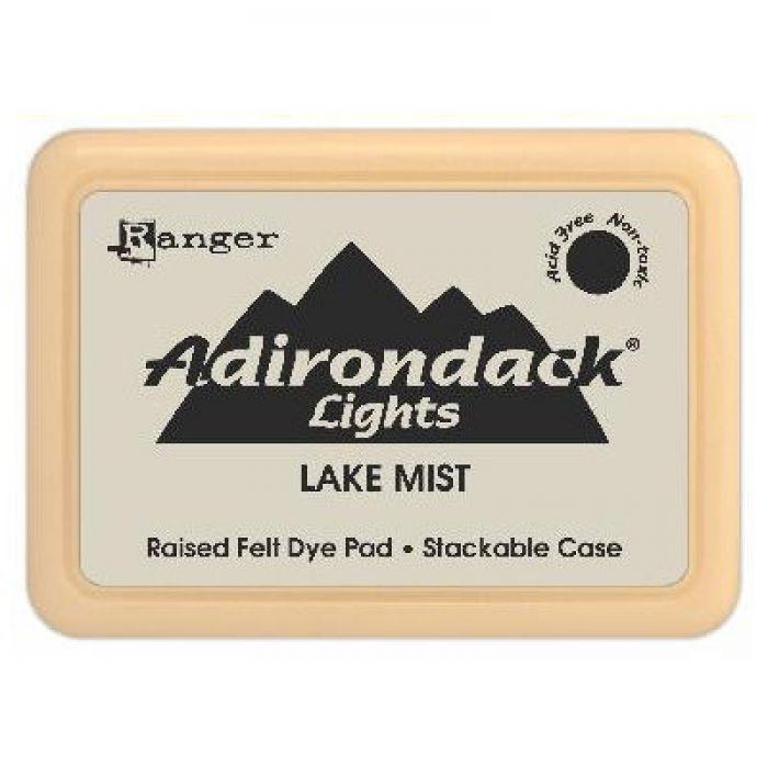 Чернила Adirondack® Dye Ink, цвет Lake Mist, Ranger Ink для скрапбукинга