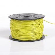 Грязно жёлтый вощёный шнур